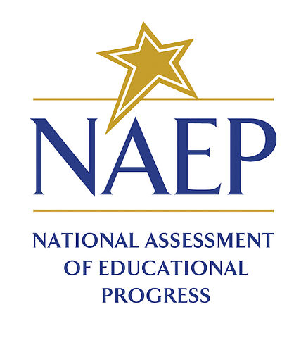 National Assessment of Educational Progress (NAEP) logo