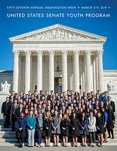 2019 United States Senate Youth Program (USSYP)