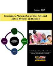 Emergency Planning Guidelines for Local School Systems and Schools - Updated October 2017