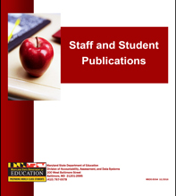 Staff and Student Publications