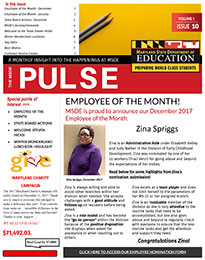 MSDE Pulse December 2017/January 2018