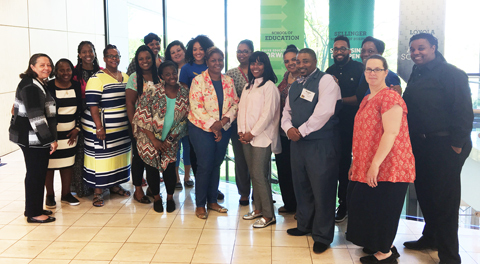 Aspiring Leaders' Institute  Convening, April 28, 2017