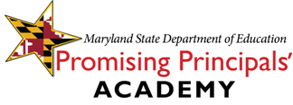 Maryland's Promising Principals Academy Logo