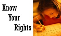 Homeless Education - Know Your Rights