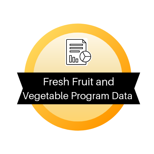 Fresh Fruit and Vegetable Program Data